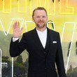 Simon Pegg 'Once Upon a Time in Hollywood'  UK Premiere - Red Carpet Arrivals