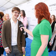 Simon Rich WarnerMedia Upfront 2019 - Arrivals
