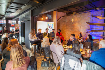Simon Rich 'Miracle Workers' Sundance Hangover Brunch