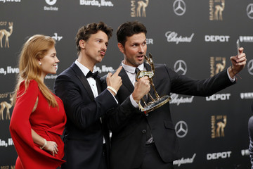 Simon Verhoeven Winners Board - Bambi Awards 2017