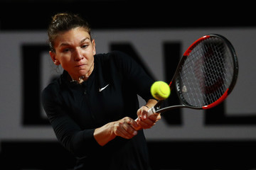 Simona Halep The Internazionali BNL d'Italia 2018 - Day Six
