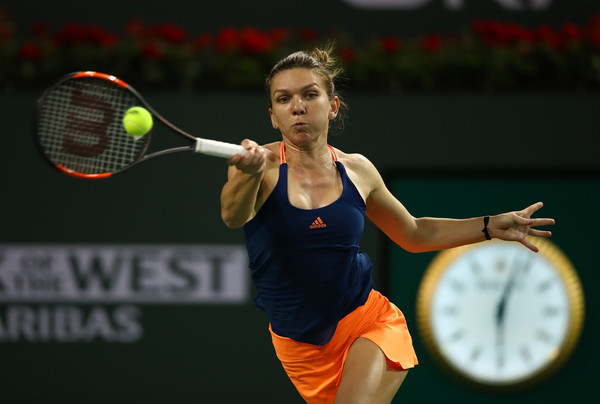 Simona Halep Inspired By The Late Bloomers On The Tour