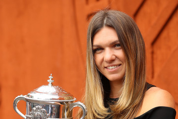Simona Halep 2018 French Open - Day Fifteen