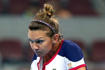 Simona Halep 2013 China Open - Day One