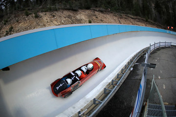 Simone Bertazzo BMW IBSF Bobsleigh + Skeleton World Cup - Previews