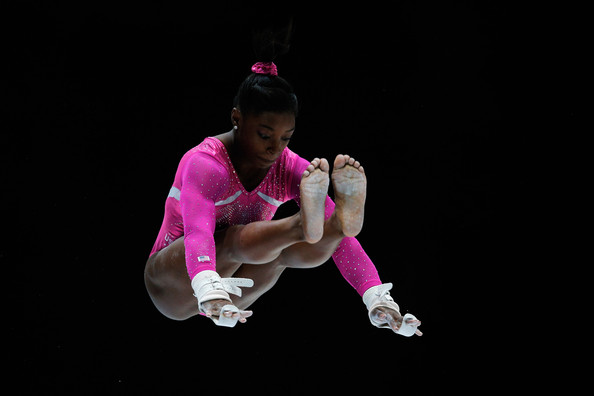 Simone Biles Photos Photos Artistic Gymnastics World
