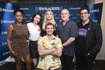 Simone Missick SiriusXM's Entertainment Weekly Radio Broadcasts Live From Comic-Con In San Diego