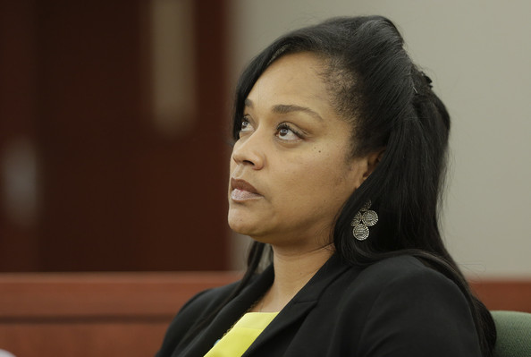 Simpson arnelle simpson daughter of o j simpson testifies during an