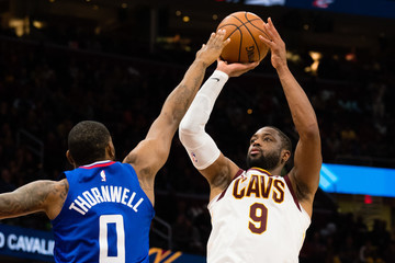 Sindarius Thornwell Los Angeles Clippers v Cleveland Cavaliers