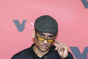 Xavier Naidoo attends a photocall for the TV show 'Sing meinen Song' on February 23, 2015 in Berlin, Germany.