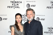 "Executive producer and cast member Jessica Biel and actor Bill Pullman attend ""The Sinner"" Premiere during the 2017 Tribeca Film Festival at SVA Theater on April 25, 2017 in New York City."
