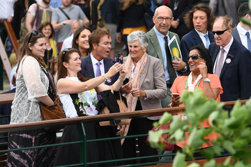 Sir Cliff Richard Day Twelve: The Championships - Wimbledon 2016