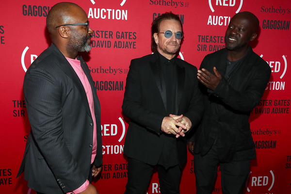 The (RED) Auction Photocall