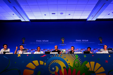 Sir Geoff Hurst FIFA World Cup Final Draw: Previews