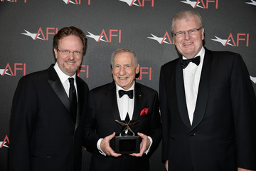Sir Howard Stringer Arrivals at the AFI Life Achievement Gala — Part 3
