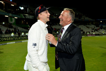 Sir Ian Botham England v West Indies - 1st Investec Test: Day Three