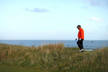 Sir Ian Botham Alfred Dunhill Links Championship - Day Three