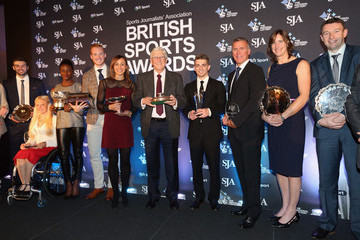 Sir Michael Parkinson The SJA British Sports Awards 2015