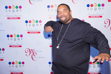 Sir Mix-a-Lot Global Icon Mariah Carey Announces Mariah Carey Christmas Factory During the Grand Opening of Sugar Factory American Brasserie in Seattle