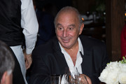 Sir Philip Green attends Sir Philip Green Hosts Dinner In Celebration Of Topshop Topman Miami Store Opening at Cecconi's at Soho Beach House on November 18, 2017 in Miami Beach, Florida.