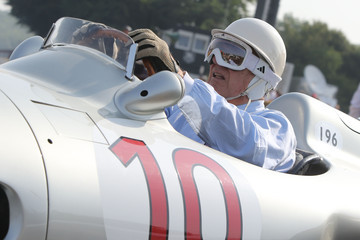 Sir Stirling Moss Goodwood Festival of Speed