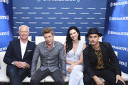 Neal McDonough, Aidan Gillen, Laura Mennell and Michael Malarkey attend SiriusXM's Entertainment Weekly Radio Broadcasts Live From Comic Con in San Diego at Hard Rock Hotel San Diego on July 20, 2018 in San Diego, California.
