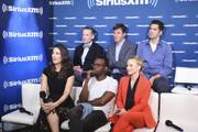 Marc Evan Jackson, Morgan Sackett, Drew Goddard, D'Arcy Carden, William Jackson Harper and Kristen Bell attend SiriusXM's Entertainment Weekly Radio Broadcasts Live From Comic Con in San Diego at Hard Rock Hotel San Diego on July 20, 2018 in San Diego, California.