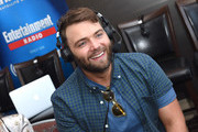Actor Seth Gabel attends SiriusXM's Entertainment Weekly Radio Channel Broadcasts From Comic-Con 2016 at Hard Rock Hotel San Diego on July 22, 2016 in San Diego, California.