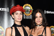 Sofia Resing (R) attends the SiriusXM's Private Show with Guns N' Roses at The Apollo Theater before band embarks on next leg of its North American 'Not In This Lifetime' Tour on July 20, 2017 in New York City.