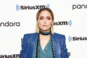Rose Byrne poses for a photo during SiriusXM's Town Hall with the cast of 'Like A Boss' hosted by Hoda Kotb at the SiriusXM Studio on January 8, 2020 in New York City.