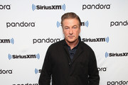 """Actor Alec Baldwin attends SiriusXM's Town Hall with the cast of """"Motherless Brooklyn"""" on October 21, 2019 in New York City."""