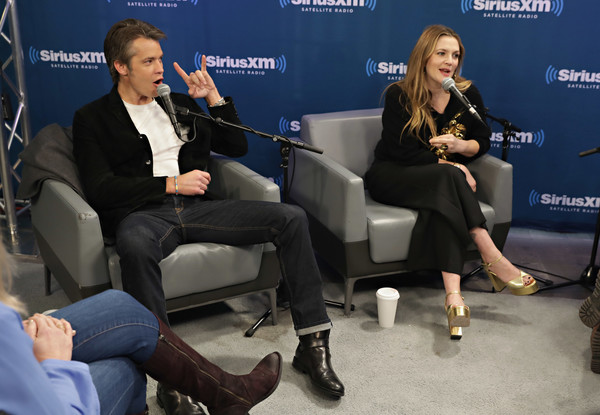 SiriusXM's Town Hall With Drew Barrymore And Tim Olyphant
