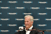 Singer Pat Boone speaks onstage during SiriusXM's Town Hall with Pat Boone at Capitol Records Tower on November 22, 2016 in Los Angeles, California.