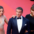 Sistine Rose Stallone Closing Ceremony Red Carpet - The 72nd Annual Cannes Film Festival