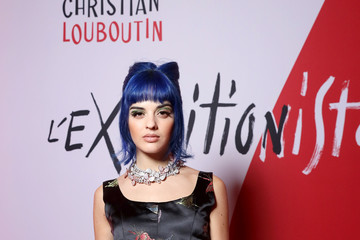 Sita Abellan Christian Louboutin Presents During - Paris Fashion Week Womenswear Fall/Winter 2020/2021 - Exhibition Opening 'L'Exhibition[niste]'