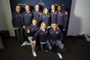 Siya Kolisi Media Interviews - 2020 Laureus World Sports Awards - Berlin  Laureus Media Center