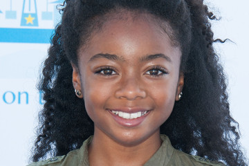 Skai Jackson 15th Annual Party On The Pier Hosted By Sarah Michelle Gellar