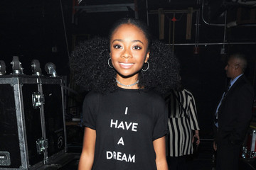 Skai Jackson WE Day UN