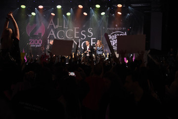 Skeery Jones z100 All Access Lounge Presented By Poland Spring - Pre-Show