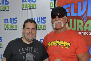 Skeery Jones Hulk Hogan Vists a Radio Morning Show