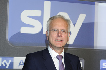 Harald Schmidt Sky Atlantic HD Launchparty In Hamburg