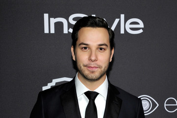 Skylar Astin The 2017 InStyle and Warner Bros. 73rd Annual Golden Globe Awards Post-Party - Red Carpet
