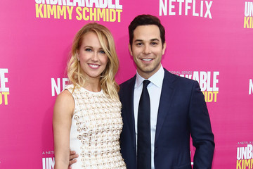 Skylar Astin 'Unbreakable Kimmy Schmidt' Season 2 World Premiere