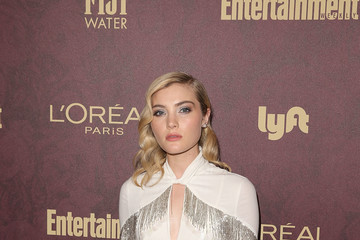 Skyler Samuels FIJI Water At Entertainment Weekly Pre-Emmy Party