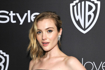 Skyler Samuels The 2017 InStyle and Warner Bros. 73rd Annual Golden Globe Awards Post-Party - Red Carpet