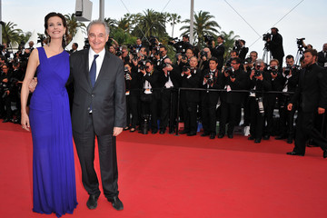 """Jacques Attali """"Sleeping Beauty"""" Premiere - 64th Annual Cannes Film Festival"""