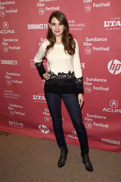 """""""Sleeping With Other People"""" - Arrivals - Premiere - 2015 Sundance Film Festival - 1 of 8"""