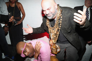 Slick Rick Def Jam's Pre-GRAMMY Celebration Sponsored By Patron Tequila and Parajumpers with Puma, Saucey & Heineken