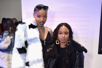 Slick Woods IMG NYFW: The Shows 2019 PARTNERS - February 12