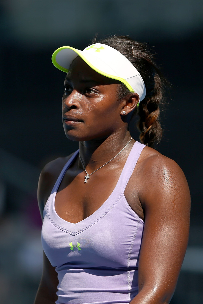 Sloane Stephens Wins 4th Round Match At 2013 Australian ...